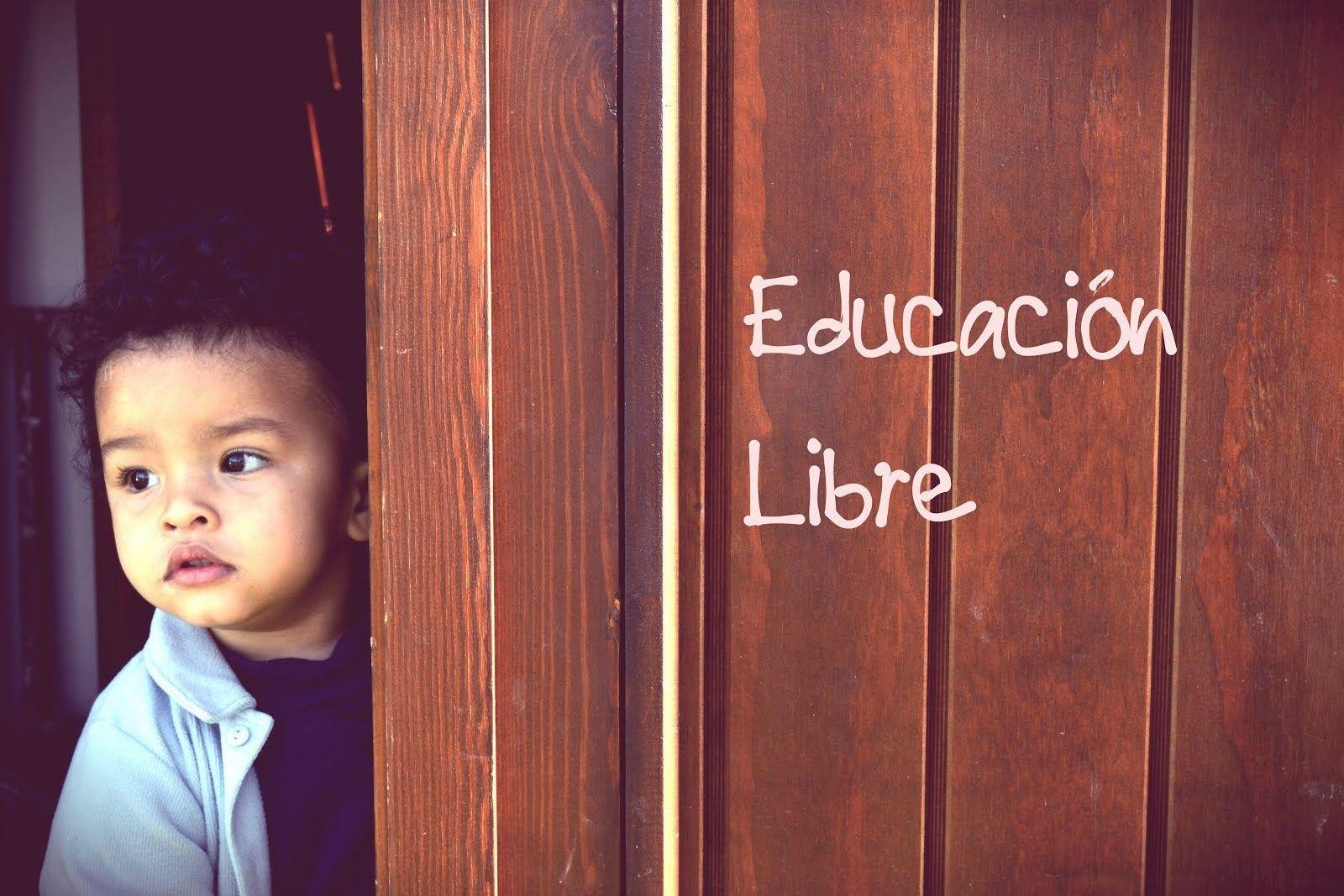 EDUCACION LIBRE Y CREATIVA