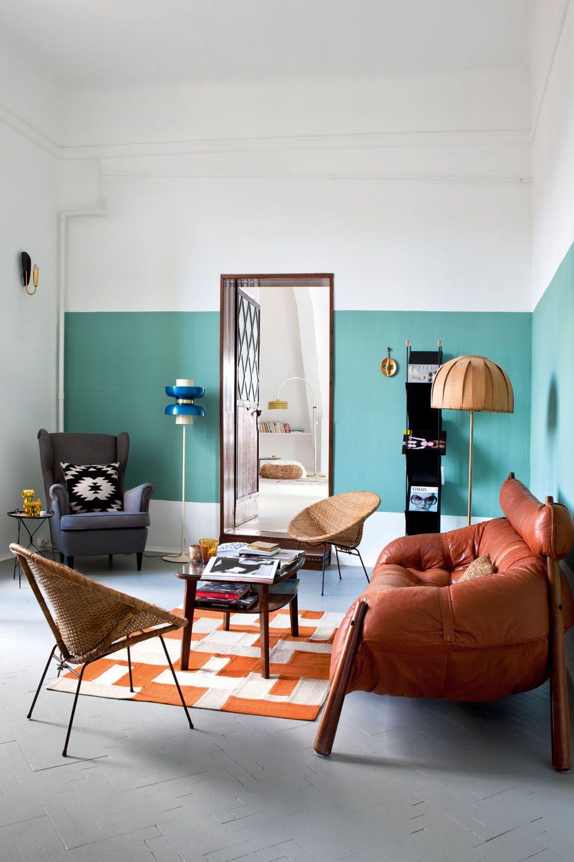 Innenarchitektur wohnzimmerfarbe cette semaine juai repéré  inside  pinterest  wohnzimmer