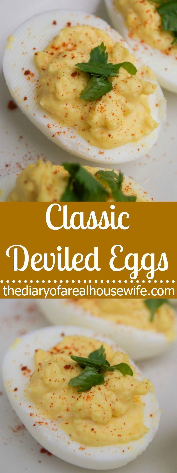 Photo of Klassische Russische Eier. Die klassische gute alte Art, wie meine Mama sie gema…