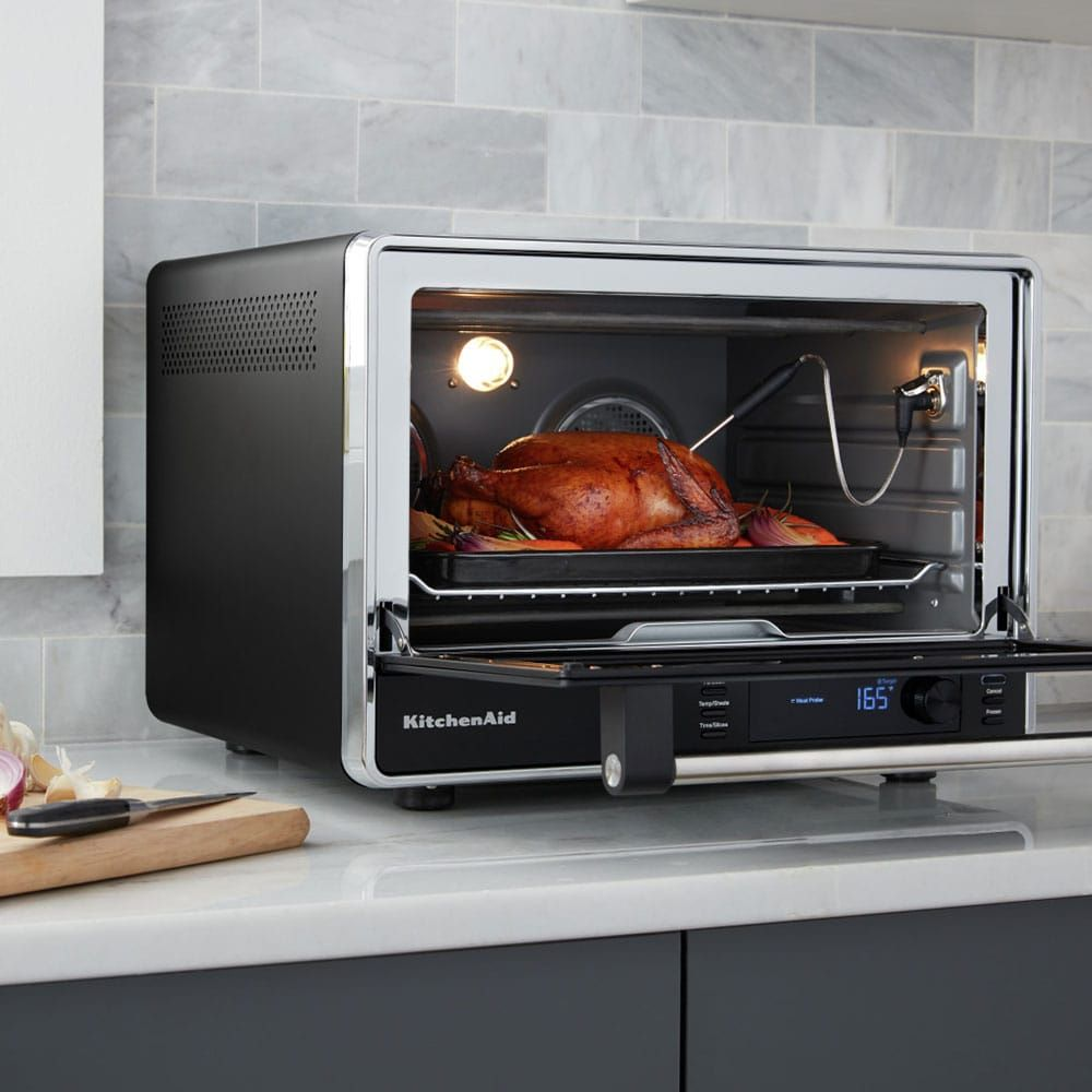 Linen Chest Kitchenaid Dual Convection Oven Countertop Oven