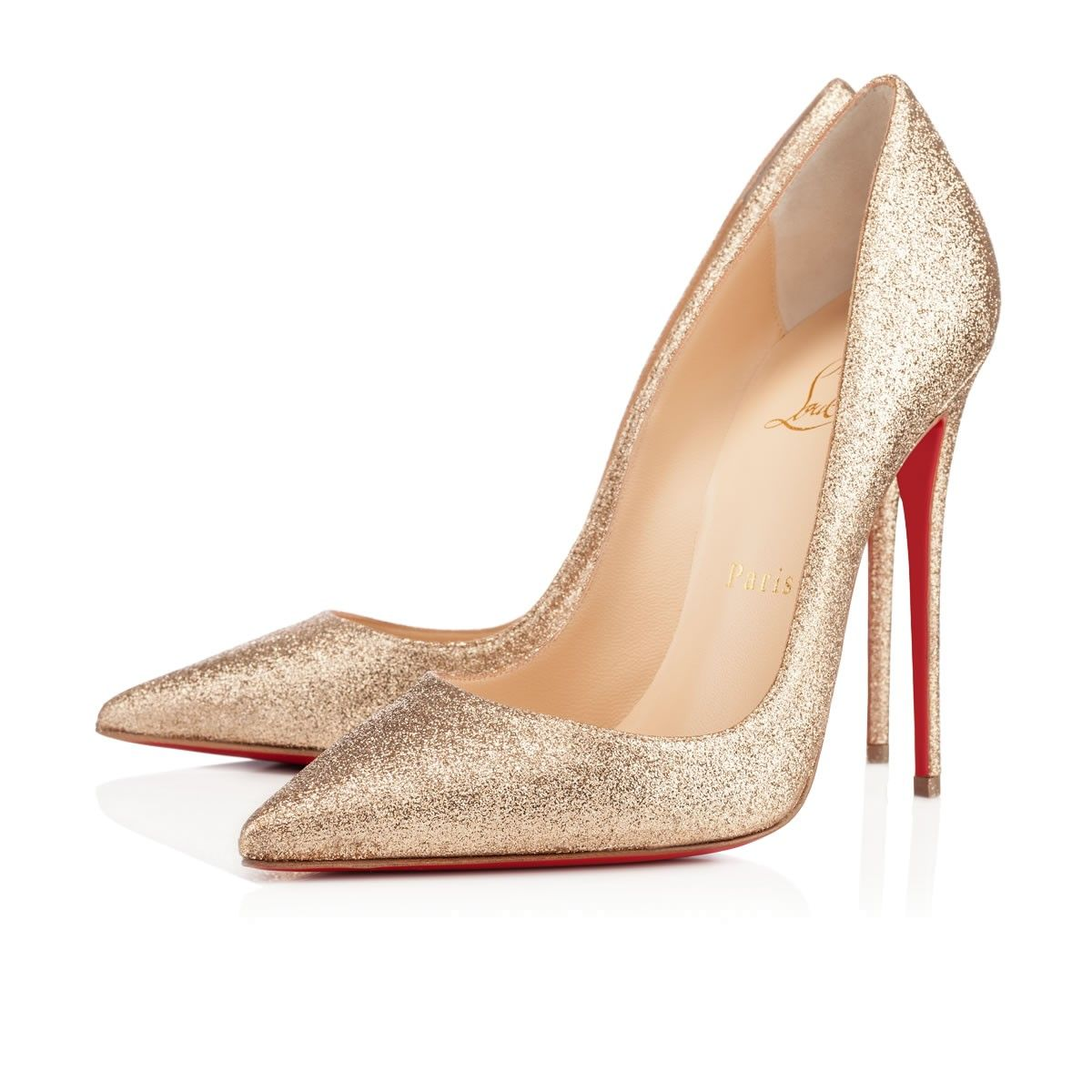 e1d38663f75 Louboutin So Kate, Glitter | Shoes Shoes in 2019 | Christian ...