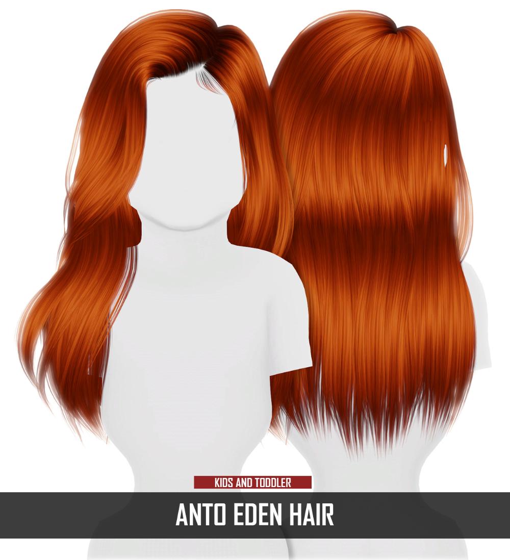 ANTO EDEN HAIR - KIDS AND TODDLER VERSION...