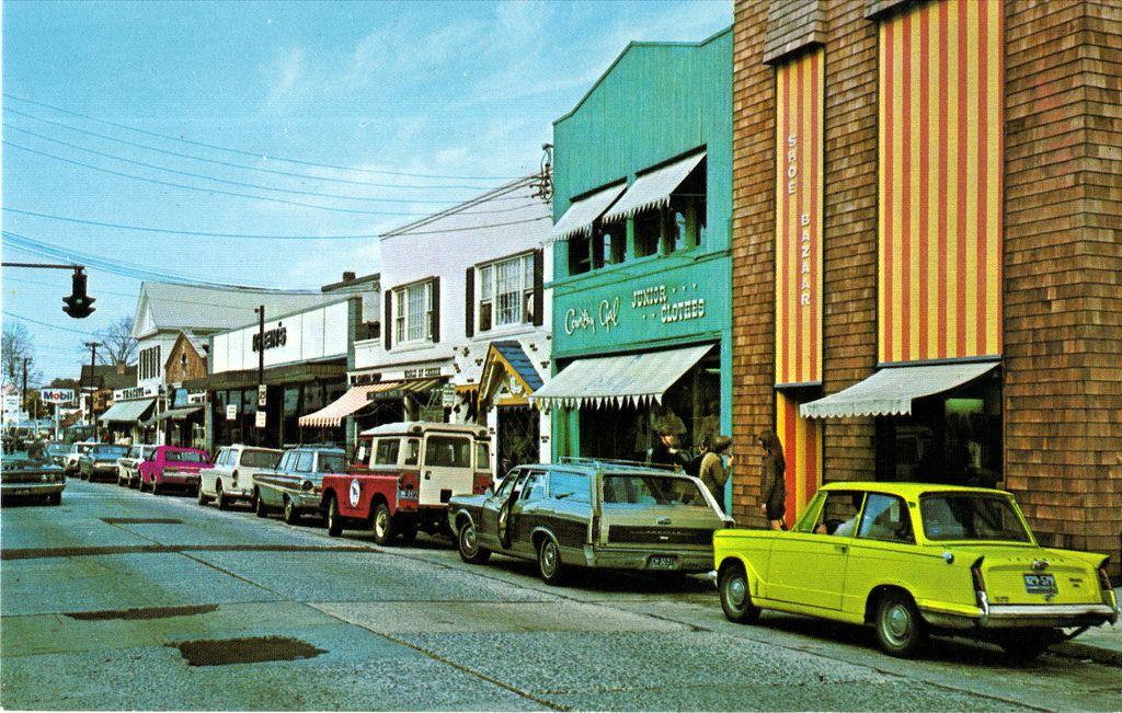 1970 Main Street, Westport, CT Main street, New england