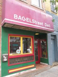 Eat at Bagel Street Deli (a participant of the 30 Mile Meal!)
