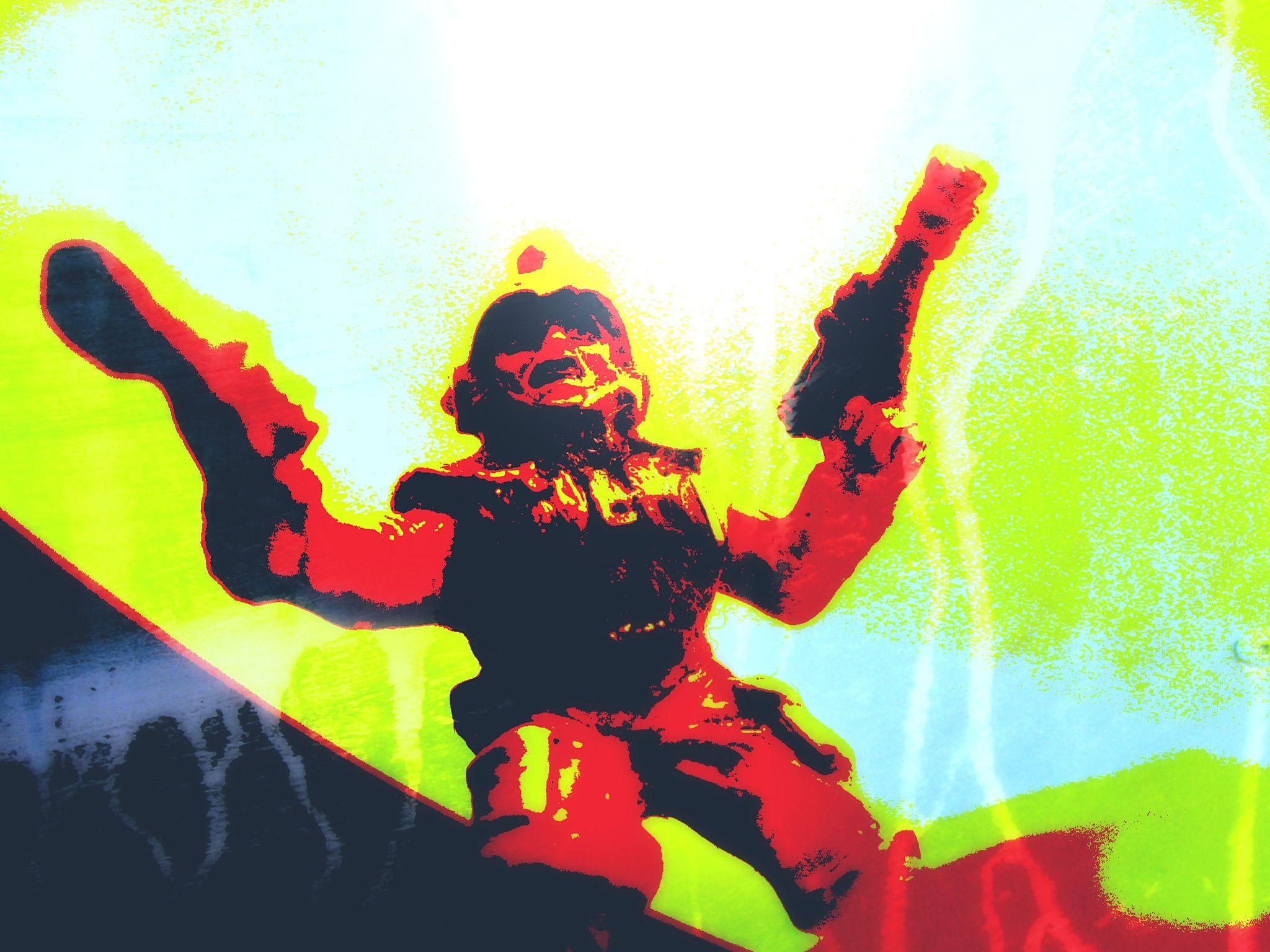 Imperial Guard Soldier - Rogue Trader days by MushroomBrain.deviantart.com on @deviantART