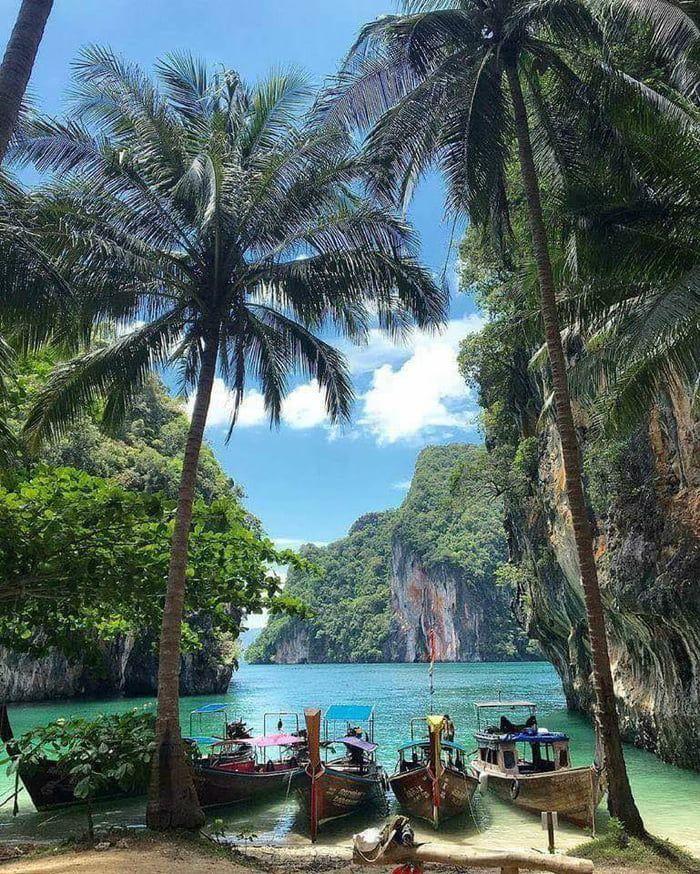 , Paradise Island, Krabi, Thailand., My Travels Blog 2020, My Travels Blog 2020