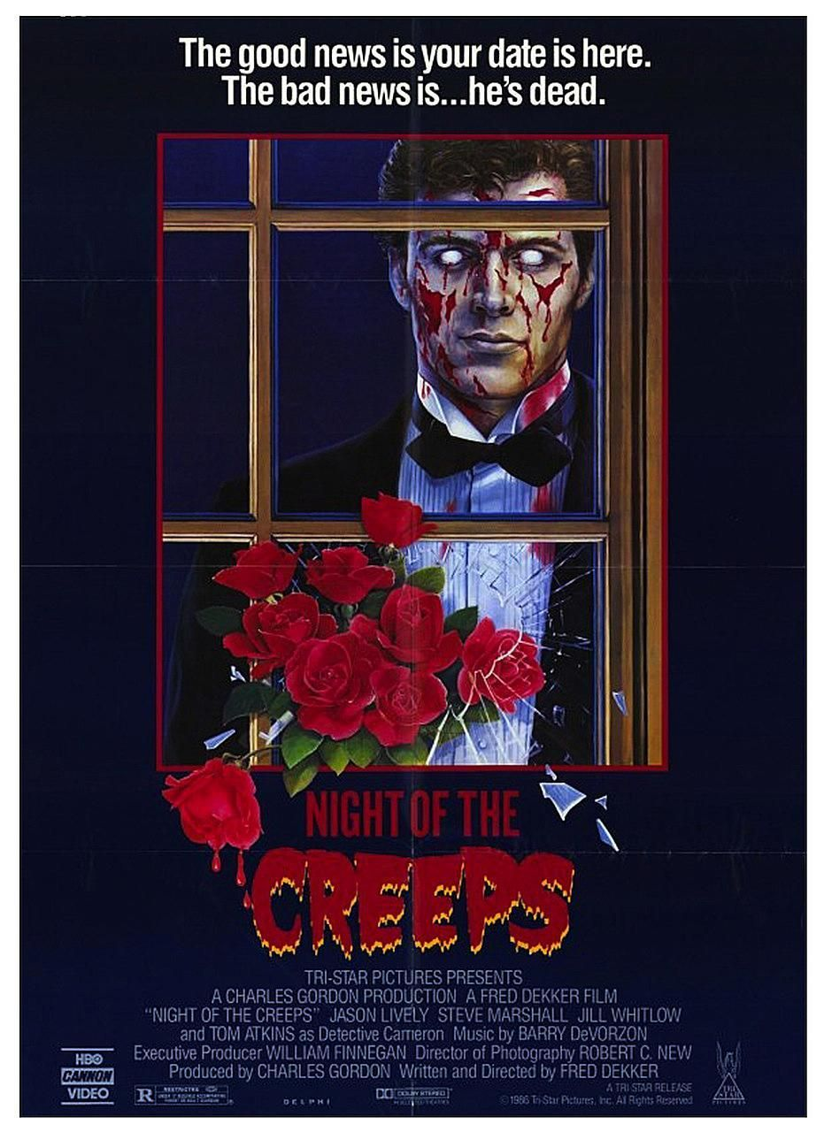 Night of the Creeps (1986) Movie in 2019 | New Horror Movies