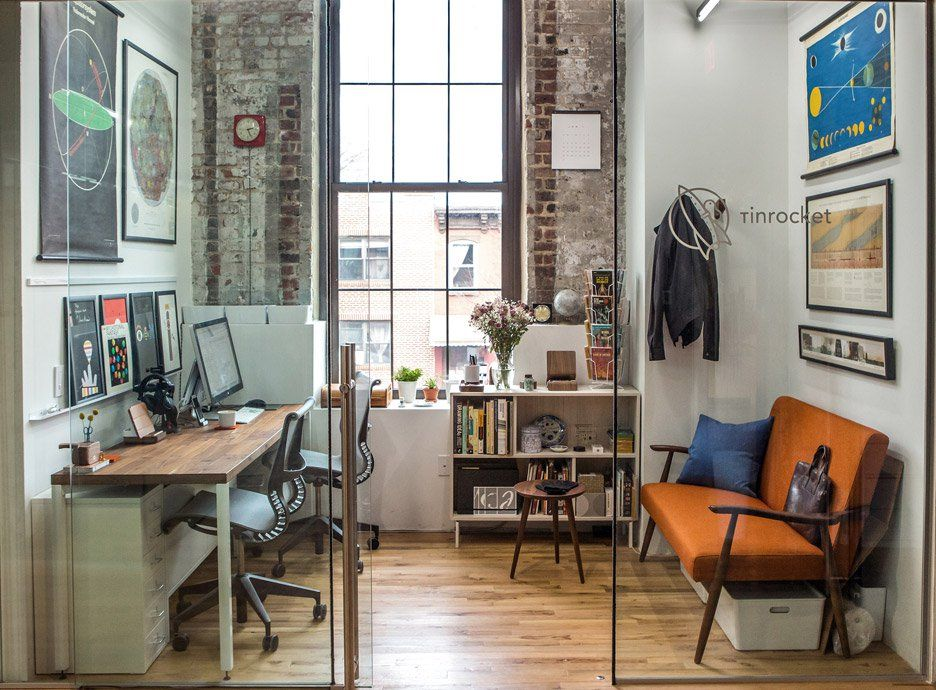 Leeser Architecture Transforms Brooklyn Factory Into Co Working Space Interior Home Coworking Design