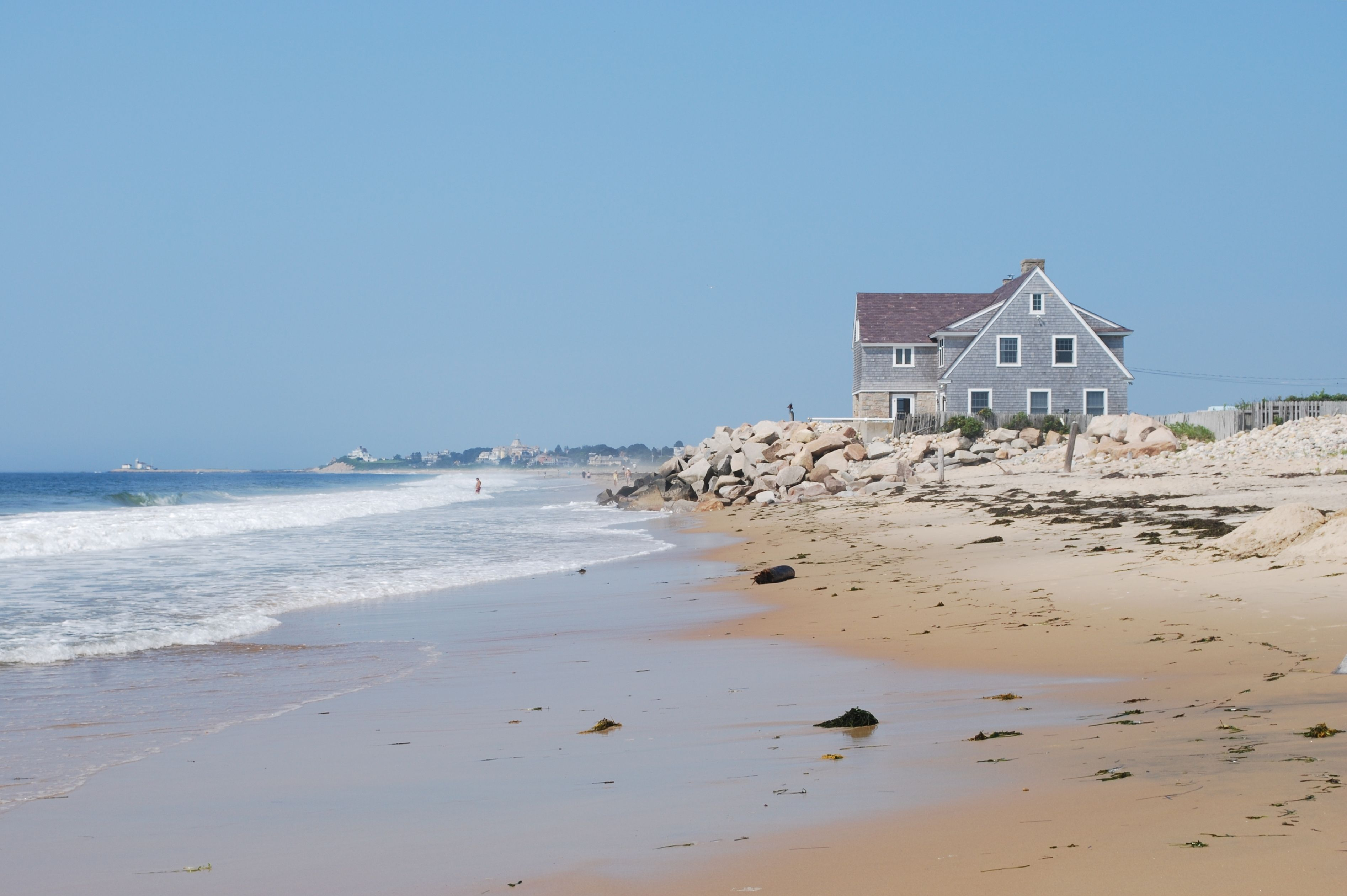 Misquamicut Beach In Westerly Ri Www Mottandchace Rhode Island Mott And Chace Sotheby S International Realty