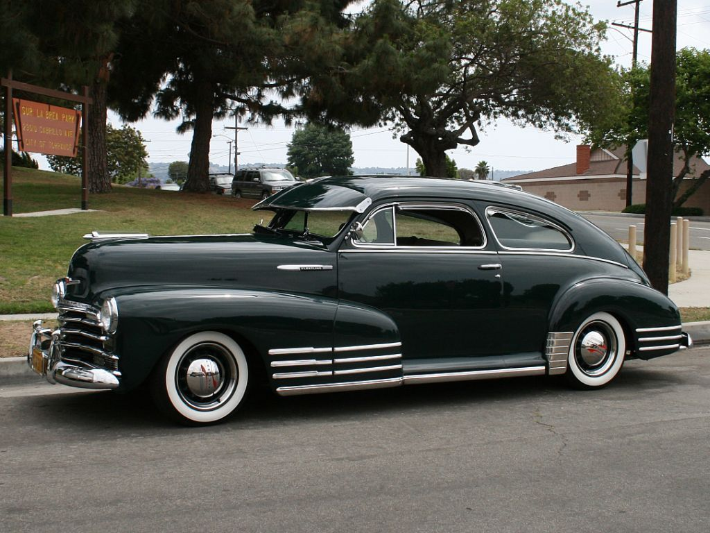 Coupe 1948 chevy stylemaster coupe for sale : Chevrolet Fleetline Coupe | Fine Old 1940's & 50's Cars ...