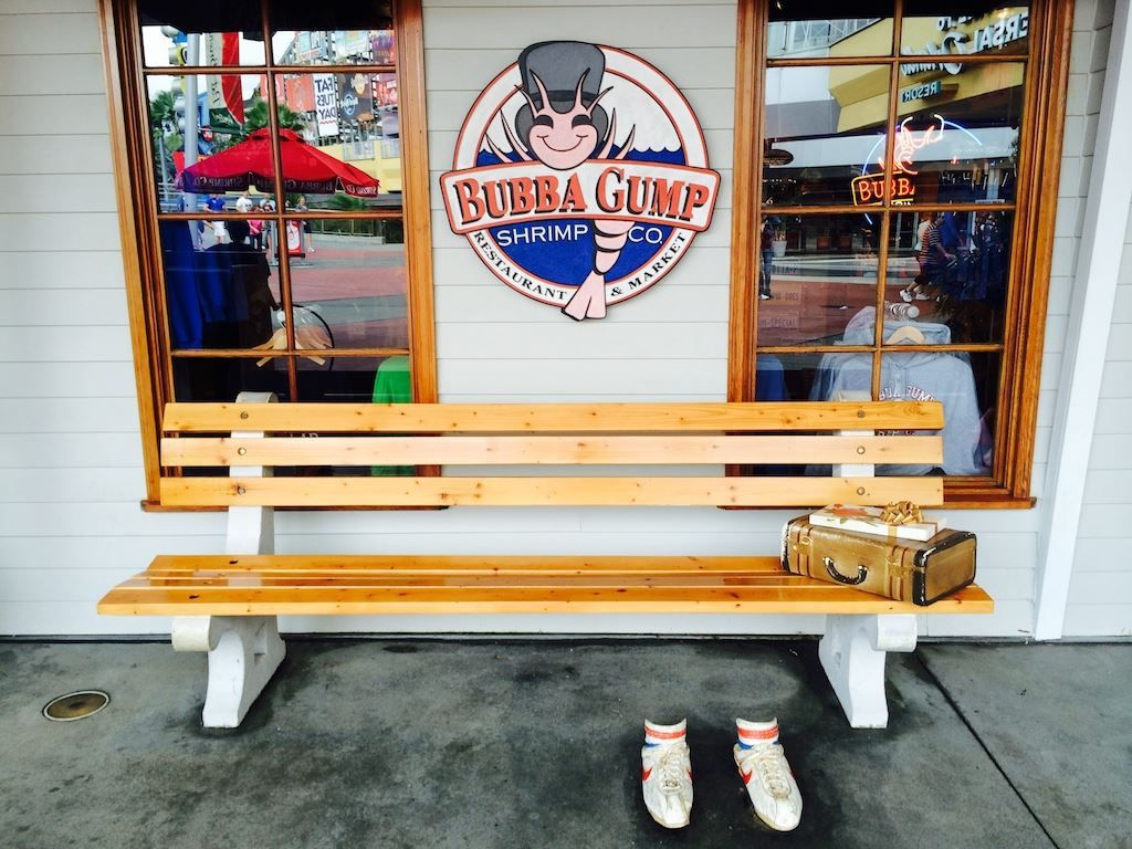 Bubba Gump Google Search Restaurante Tem Tico Pinterest  # Muebles Ros Bubua