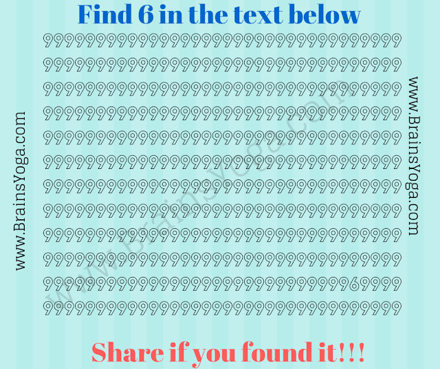 Hidden Number Picture Puzzle With Answer Picture Puzzles Brain
