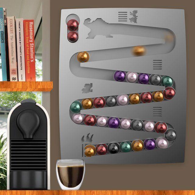 Relativ Distributeur capsule Nespresso pour gamer | Accessoires cuisine  DE18