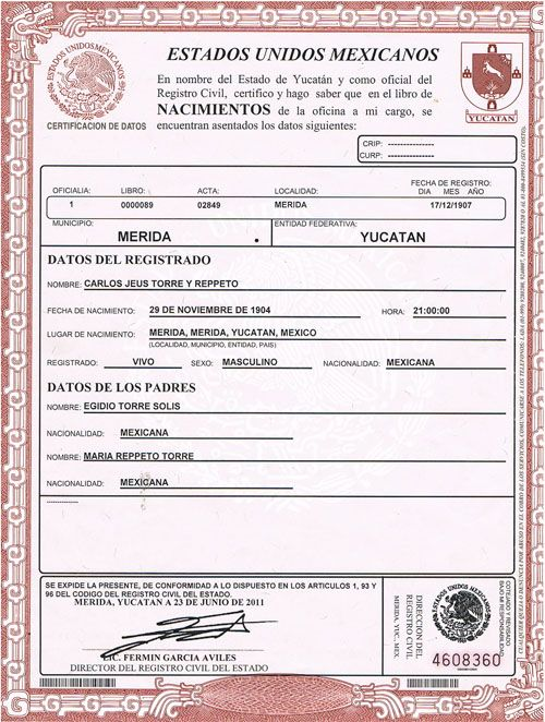top certificado de matrimonio civil images for pinterest