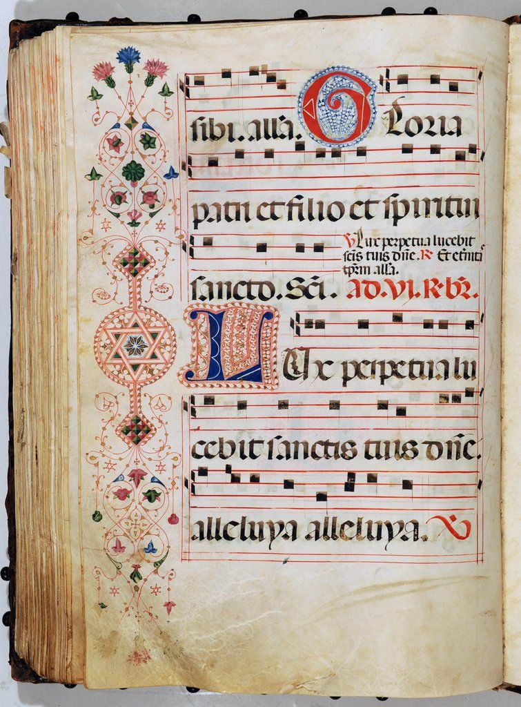 Antiphonary — Viewer — World Digital Library