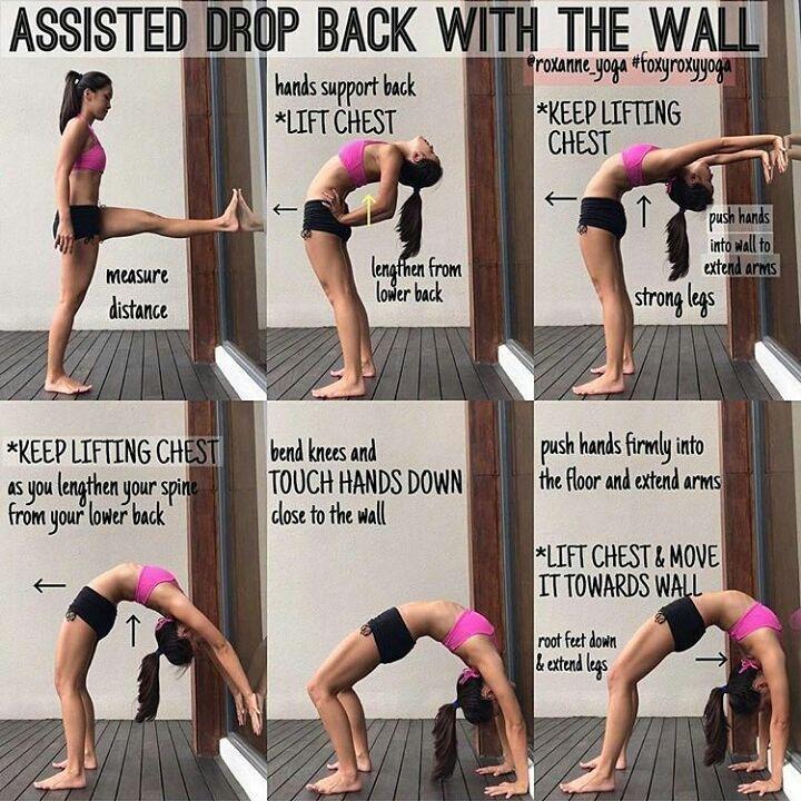 "Bendy Yoga Wannabe auf Instagram: ""Folgen Sie @roxanne_yoga für mehr ❤"" - Yoga & Fitness  Bendy Yoga..."
