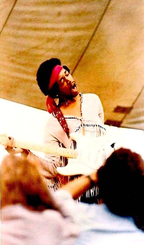 JIMI @ Woodstock