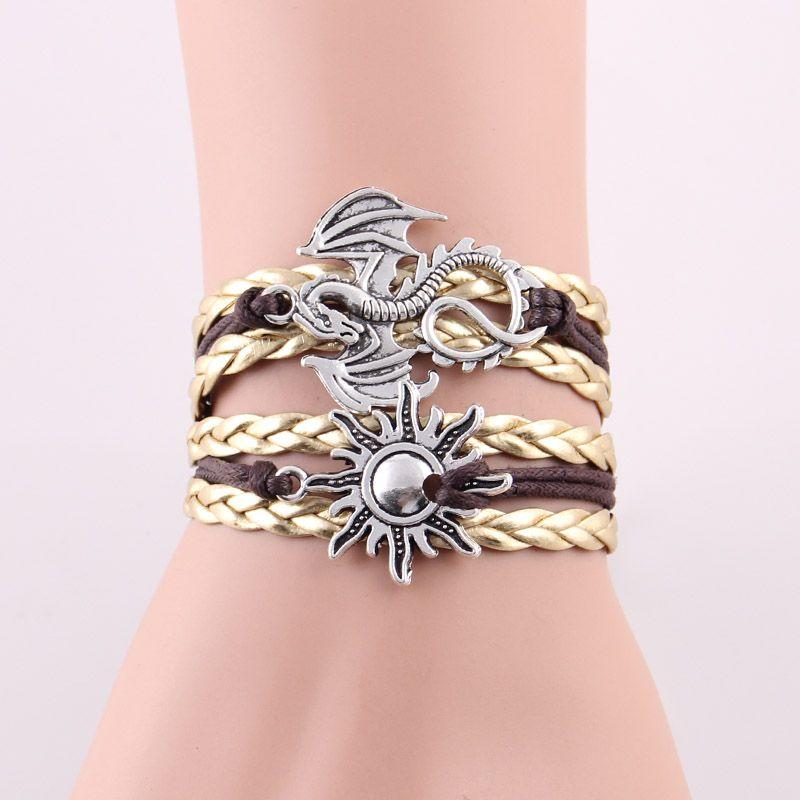 Loc Jewelry Fairy Tale Rose Gold Cuff