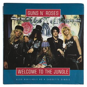 500 Greatest Songs Of All Time Welcome To The Jungle Guns N Roses Songs With Meaning