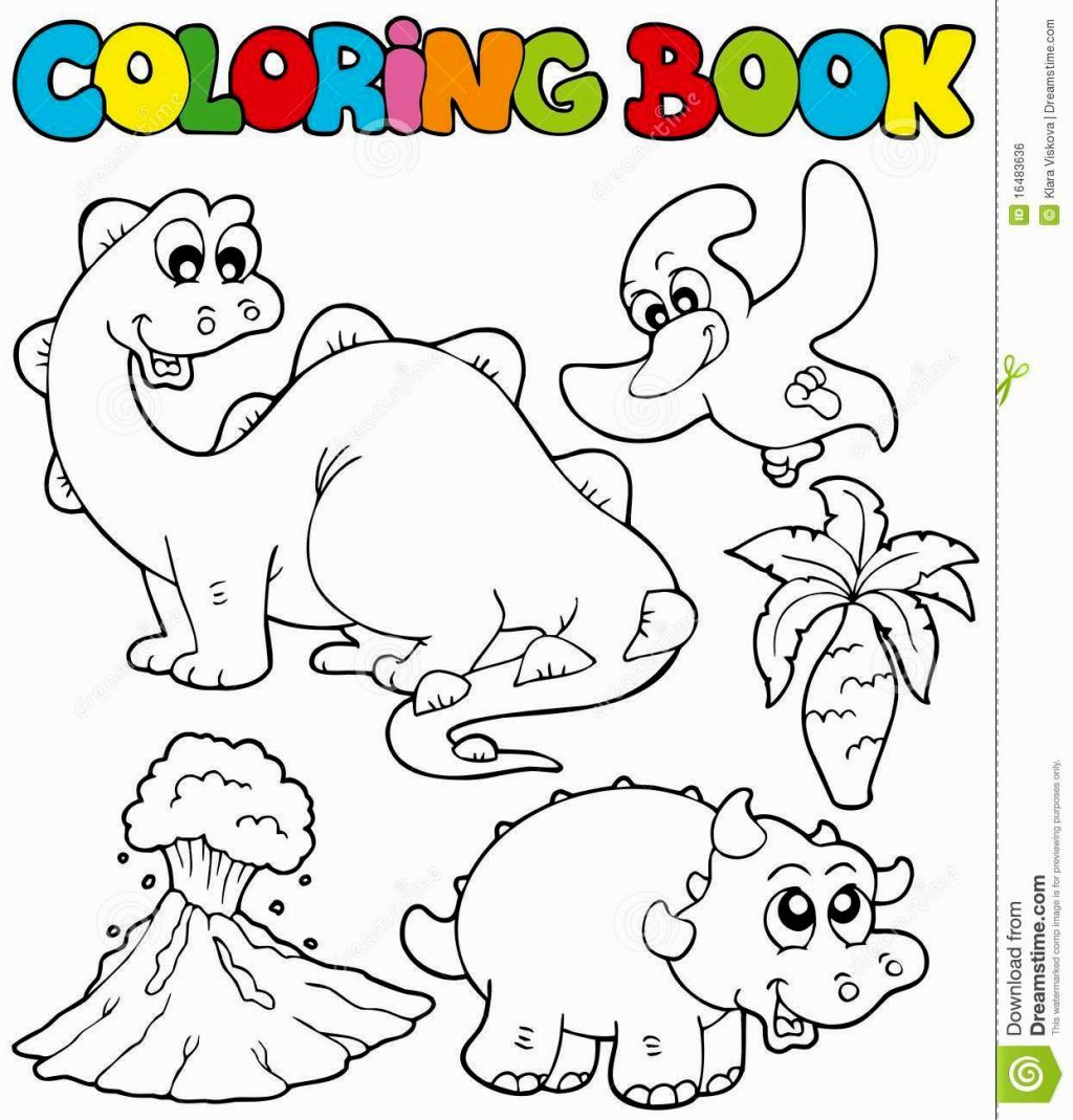 Dinosaur Coloring Books | Coloring Pages | Pinterest | Coloring books