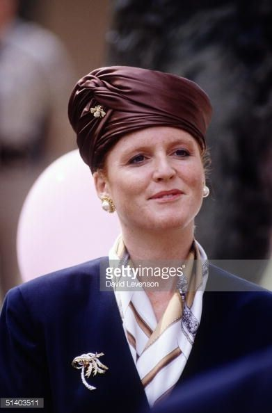 Duchess of York, Mar 4, 1988