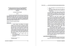 Review Jurnal 9 Analisis Laporan Keuangan Internasional Keuangan Laporan Keuangan Jurnal