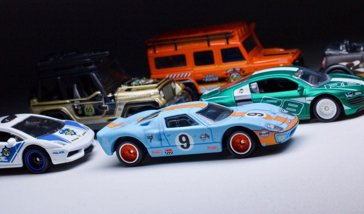 Matchbox Starts 2018 With A New Premium Wheel And A New Premium