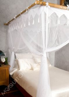 Buy A Mosquito Net For Your Bed Online At Mosquito Net Specialist