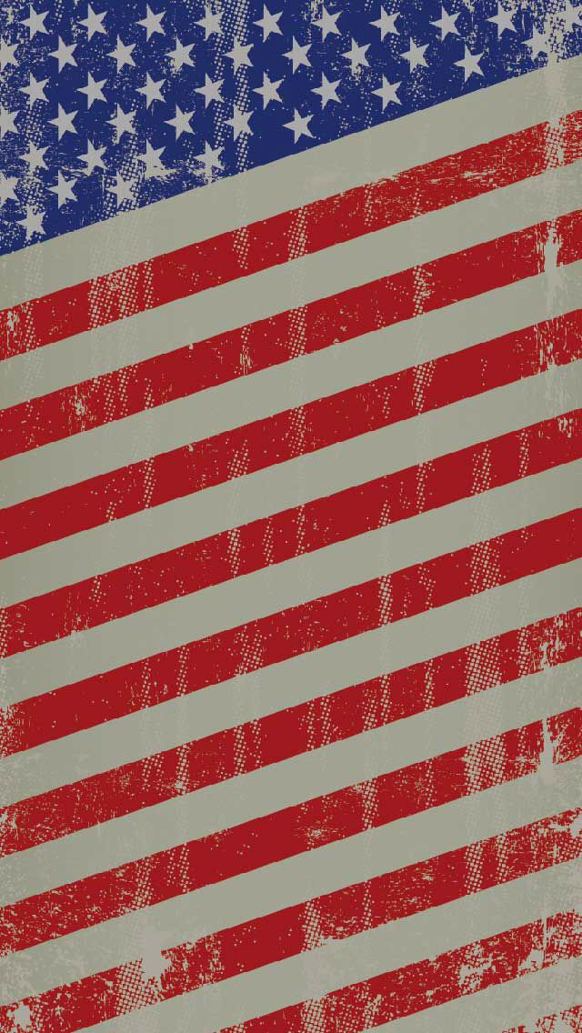 American Flag Stars And Stripes Usa Flag Wallpaper Flag Vector 4th Of July Wallpaper