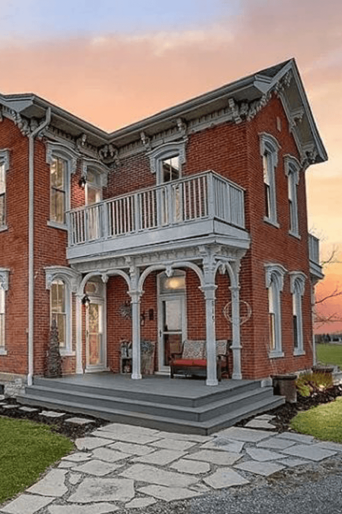 1875 Italianate For Sale In Lima Ohio Captivating Houses In 2020 Architecture Building Design Victorian Homes Architecture Details