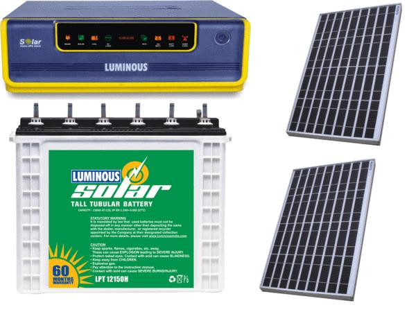 Solar Combo 850va Inverter 150ah Battery 300 Watt Panel Solar Solar Solutions Solar Inverter