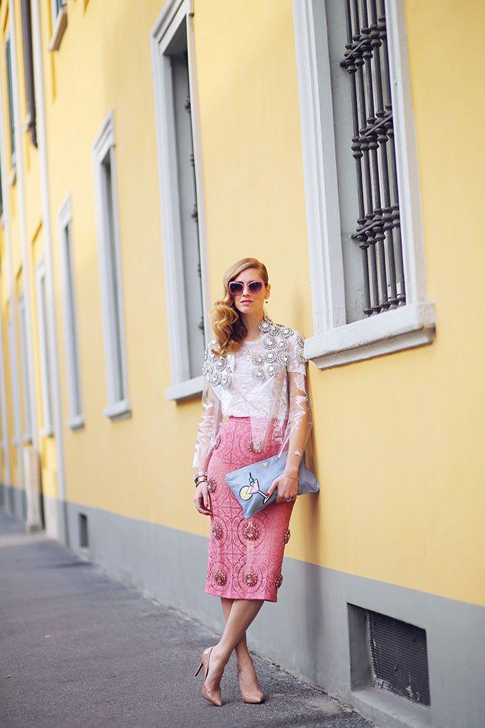 Estilo blogger: los 10 looks y las prendas claves para lucir tan chic como ellas THE BLONDE SALAD.