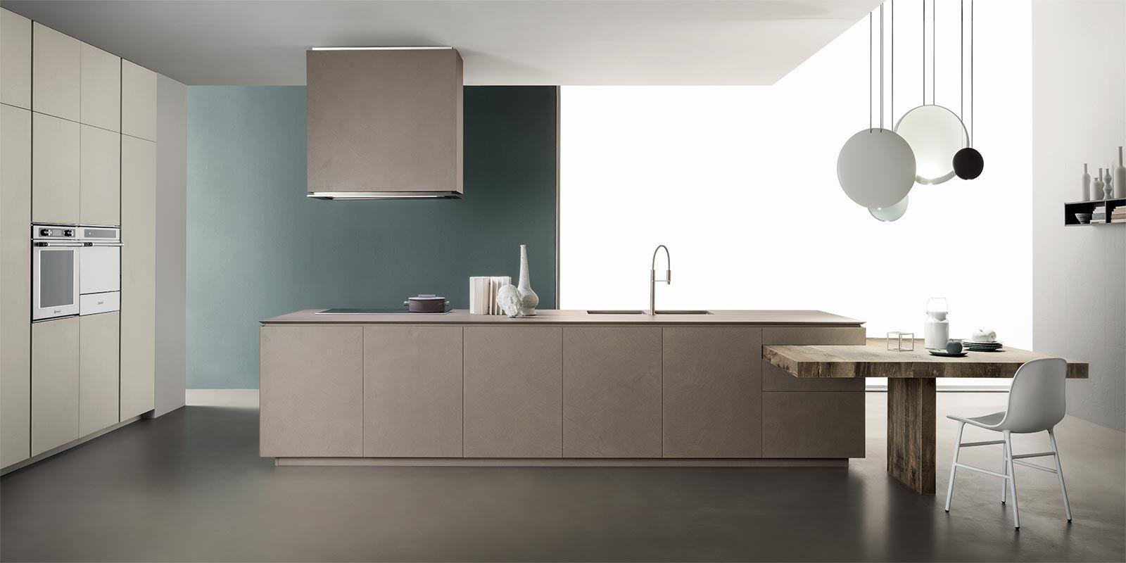 Cucine Obliqua - Cucine Moderne di Design - Ernestomeda | Cucina ...