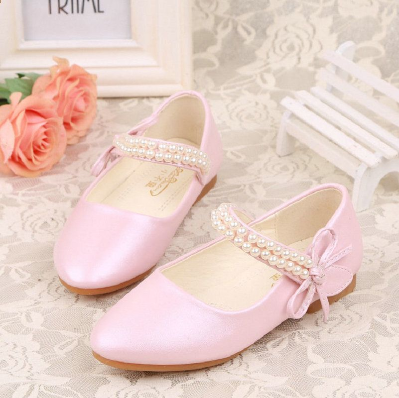 qloblo niños princesa zapatos mulas zuecos primavera rebordear niños