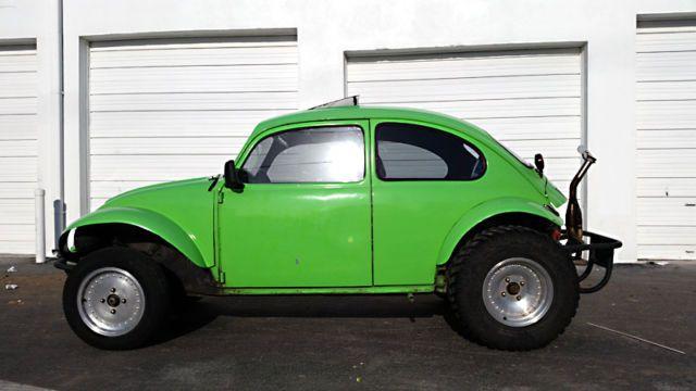 Vw Super Beetle Classic Volkswagen Baja Bug Dune Buggy Sand Rail