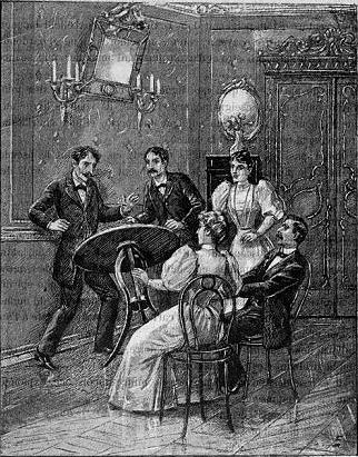 Seance - Occultopedia, the Occult and Unexplained Encyclopedia