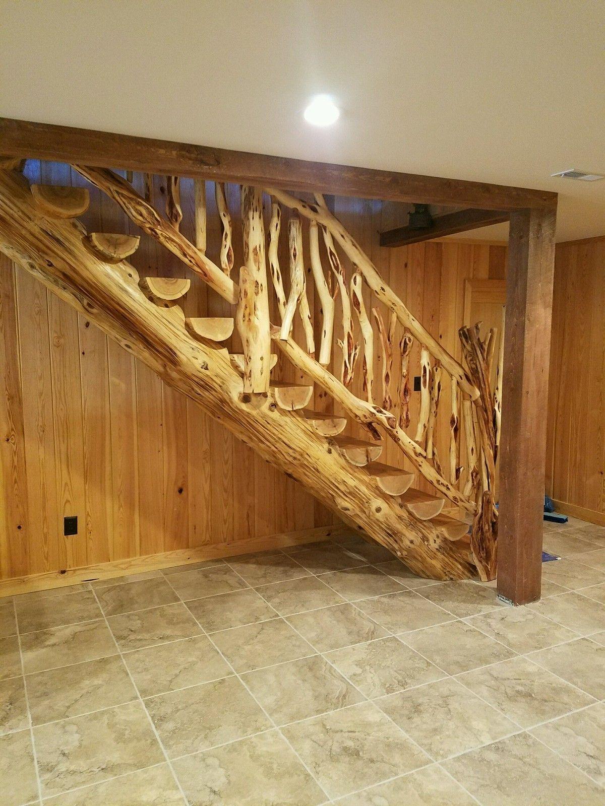 Best Custom Log Railings Rustic Wood Ryan S Rustic Railings 400 x 300