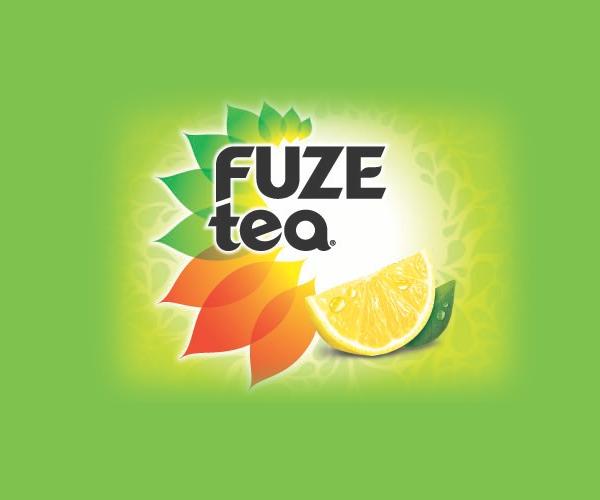 fuze-tea-logo-design | tea logo | Logos design, Tea logo