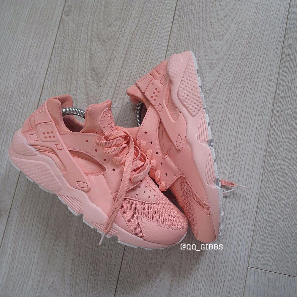 pink huarache shoes
