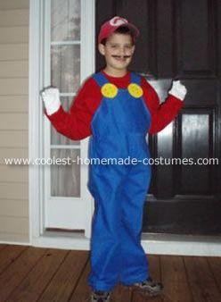 Coolest Mario Halloween Costume | Mario halloween costumes ...