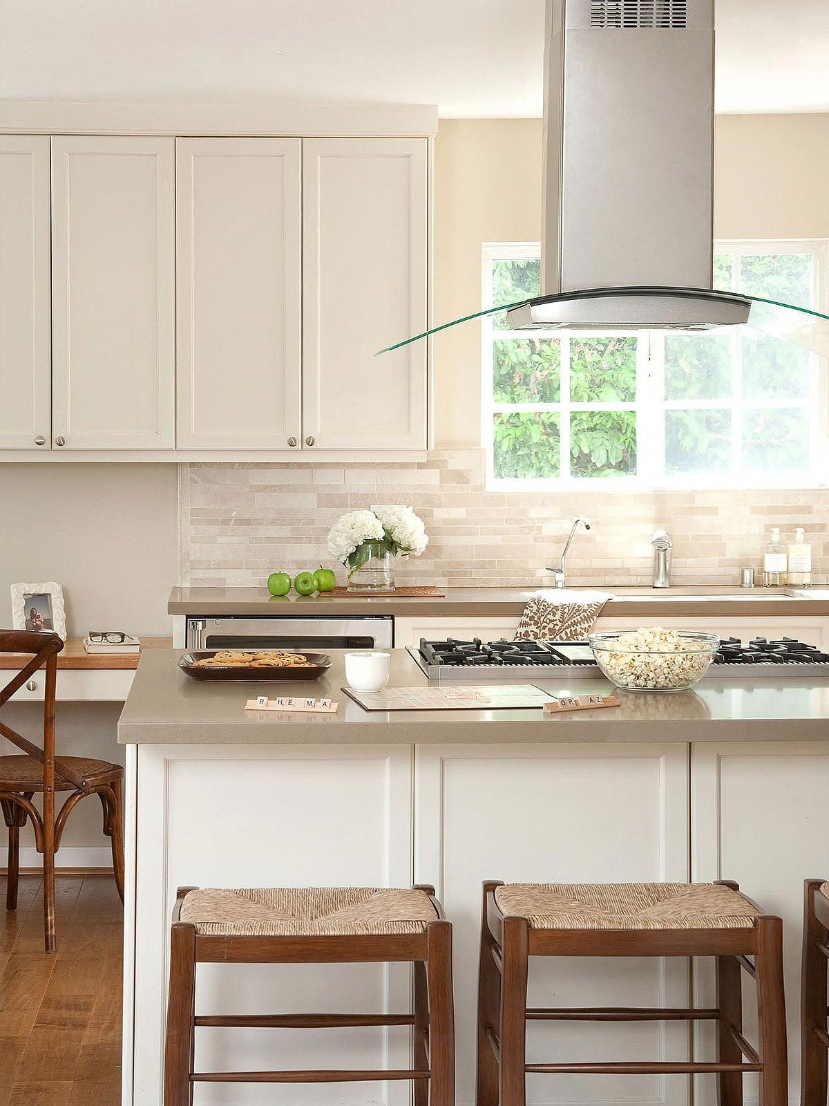 25 Minimalist And Stylish Kitchen Design Concepts #eweddingmag #HomeDecorationSuggestions #HomeDesign #kitchendesignpoints