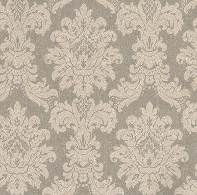 Arthouse Messina Damask Silver Wallpaper Main Image