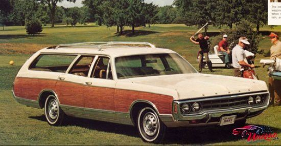 1970 Dodge Monaco Station Wagon   coconv   Flickr