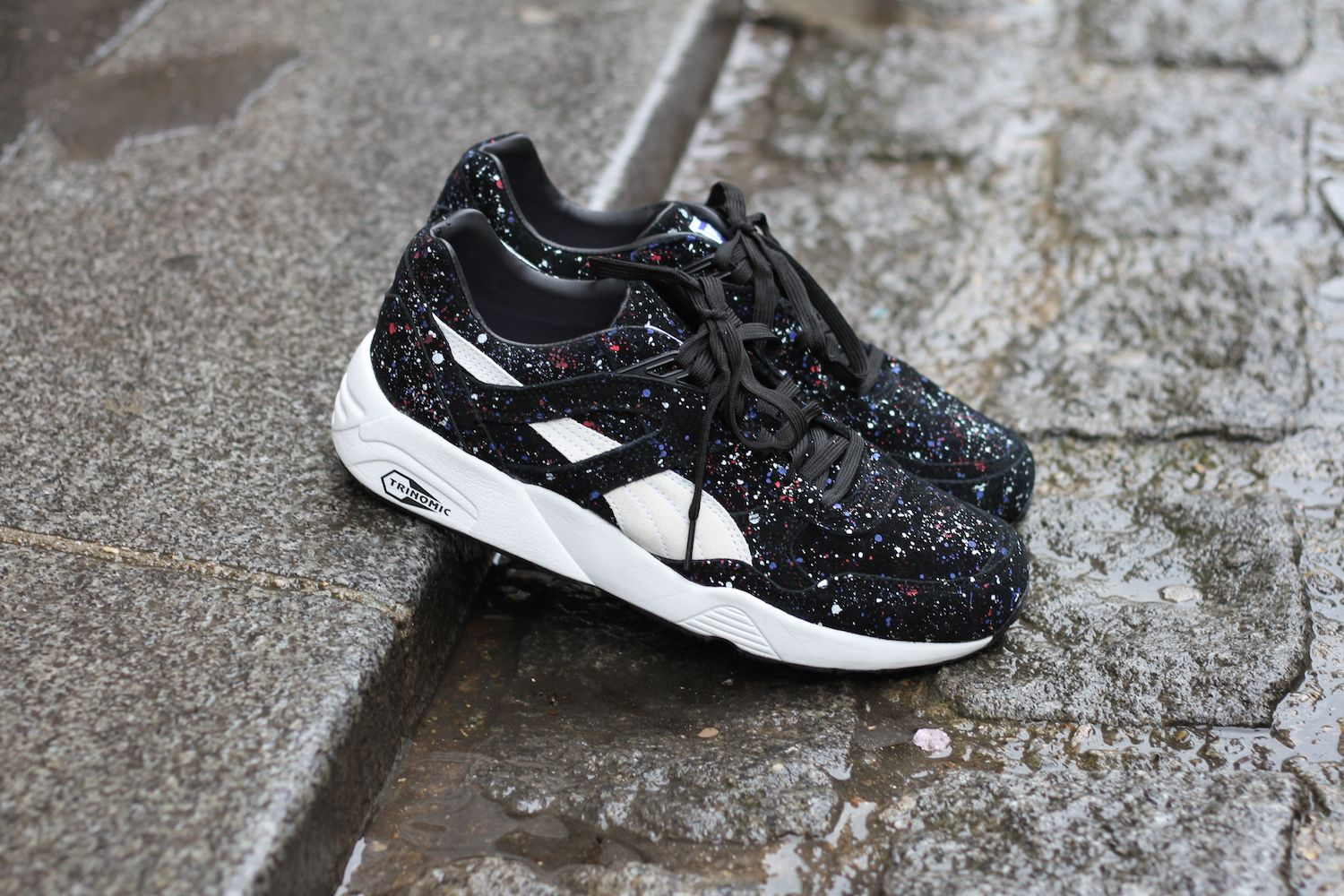 puma trinomic r698 new york yankees
