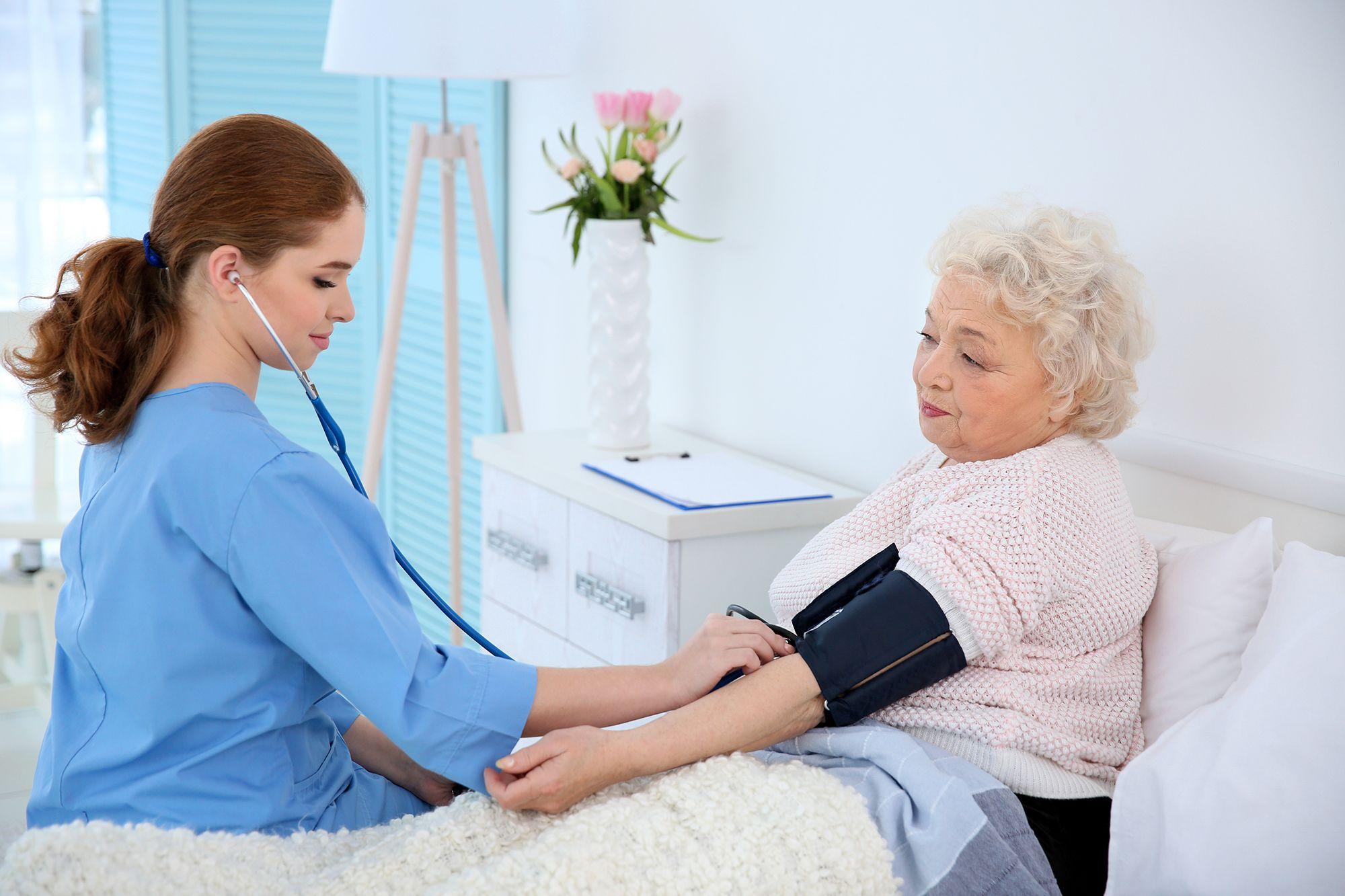 Brief Job Description For Home Health Aide Personnel Home Health Aide Home Health Indian Fabric