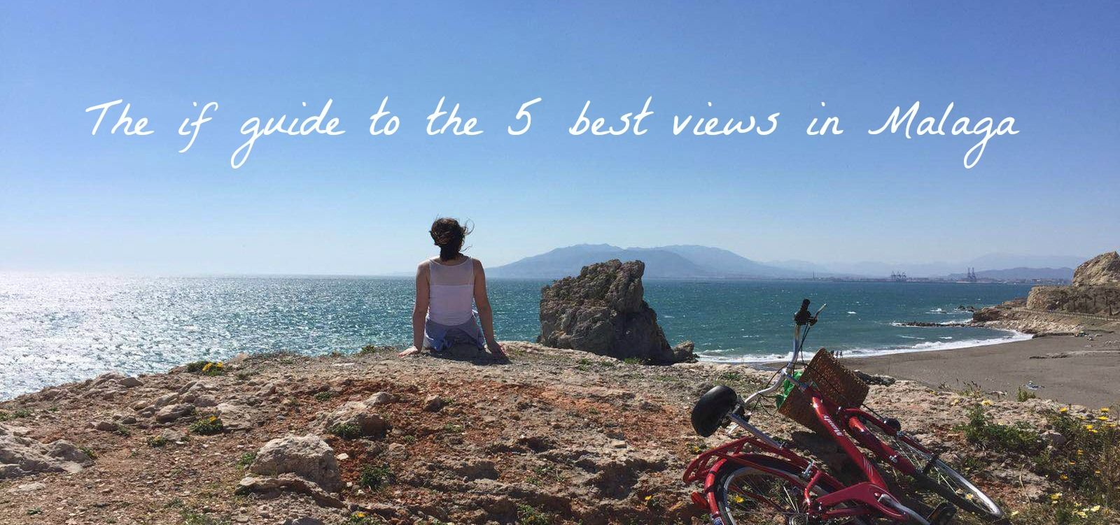 Looking to see Malaga in all it's glory? I've just shared the 5 best views of Malaga on imperfectlyfree.com