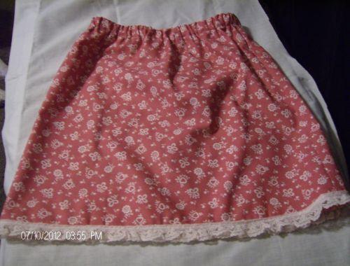 Skirt-Girls-Pink-Skirt