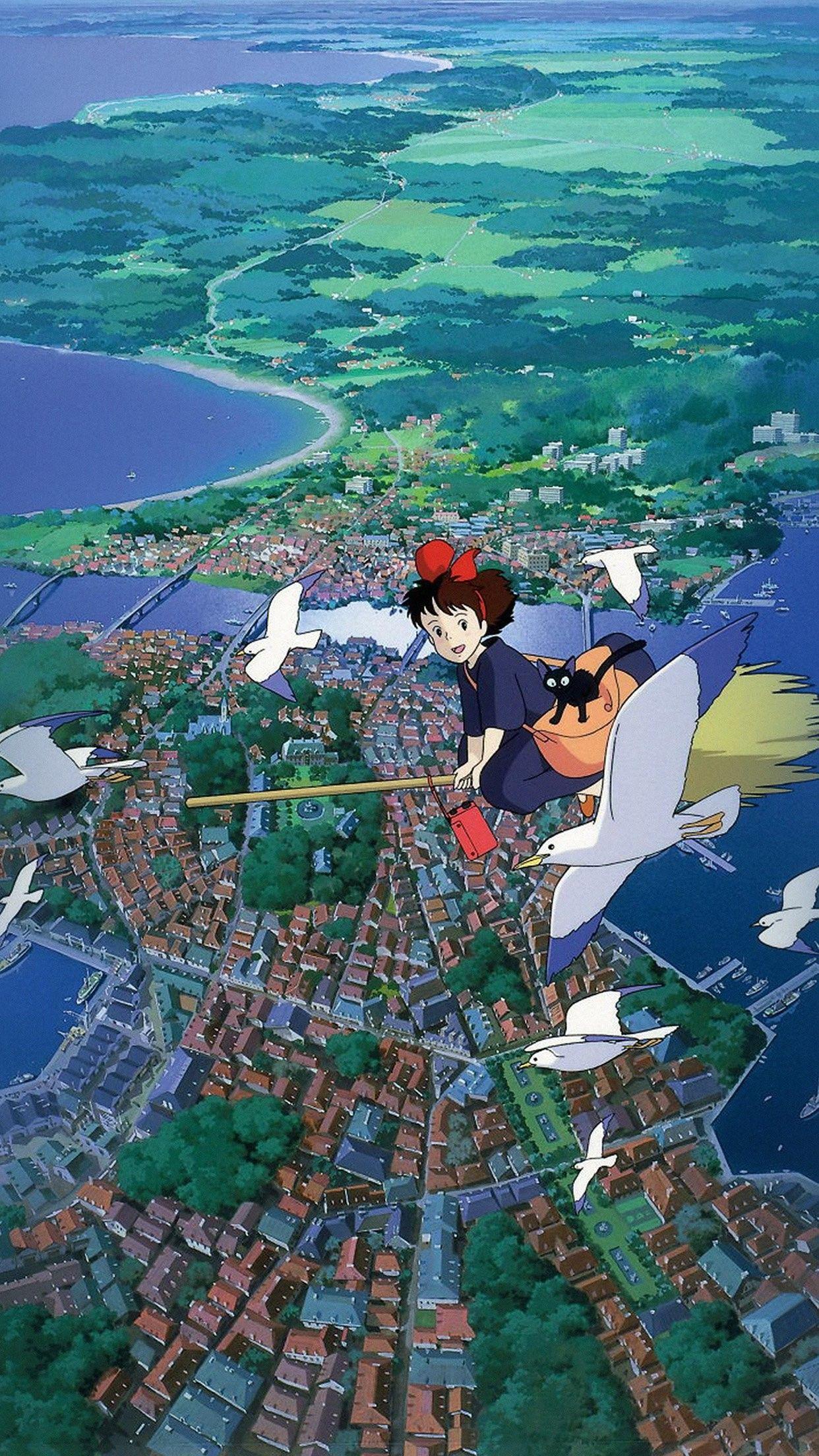 Studio Ghibli Wallpaper (74+ pictures)