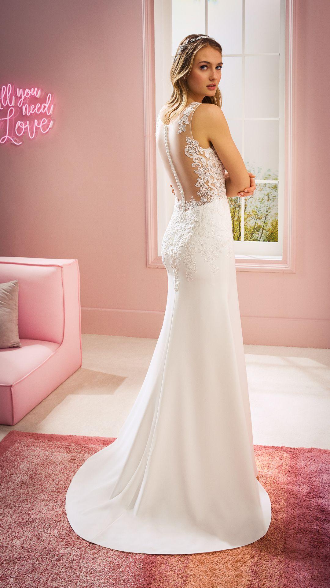 Hochzeitskleider 20 White One Kollektion Modell: FLOHIO-C