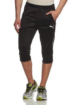 98e895e108 PUMA Men's 3/4 Jogging Bottoms: Amazon.co.uk: Sports & Outdoors ...